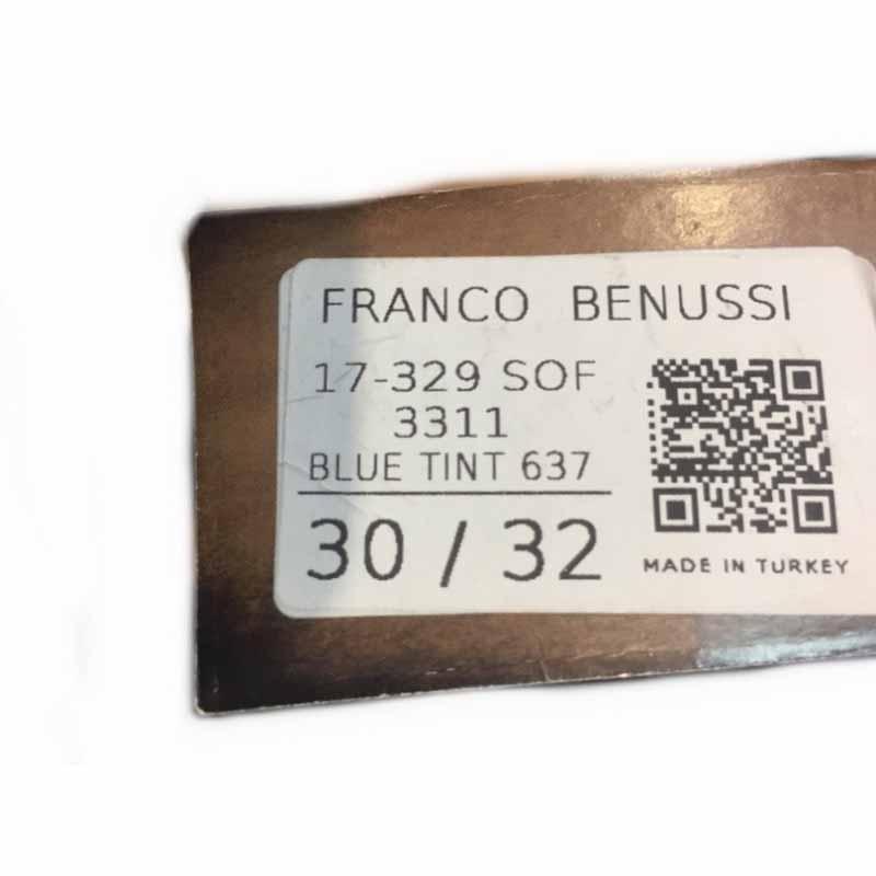 Джинсы Franco Benussi 17-329 SOF темно-синие