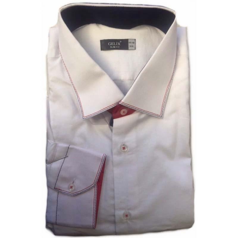 Рубашка мужская Gelix с длинным рукавом