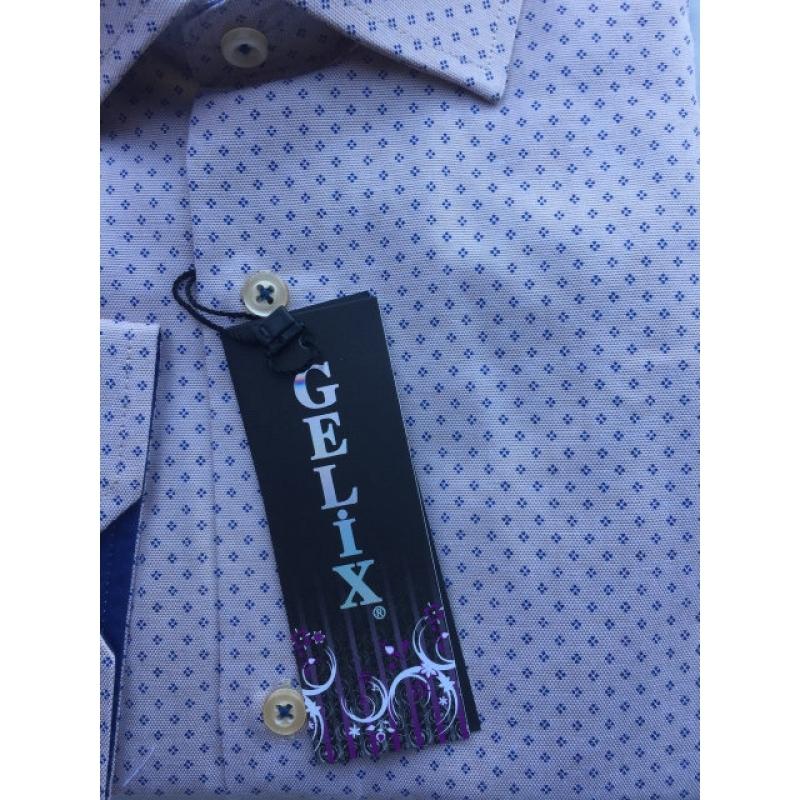 Рубашка мужская с длинным рукавом G1271006