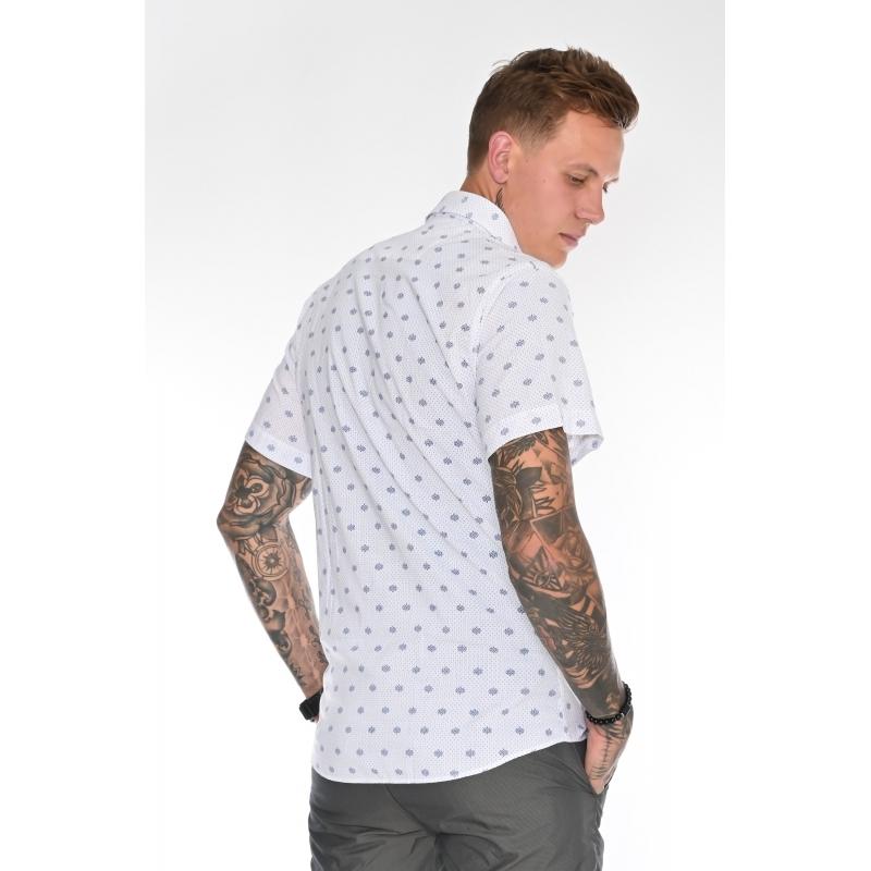 Рубашка мужская Gelix короткие рукав