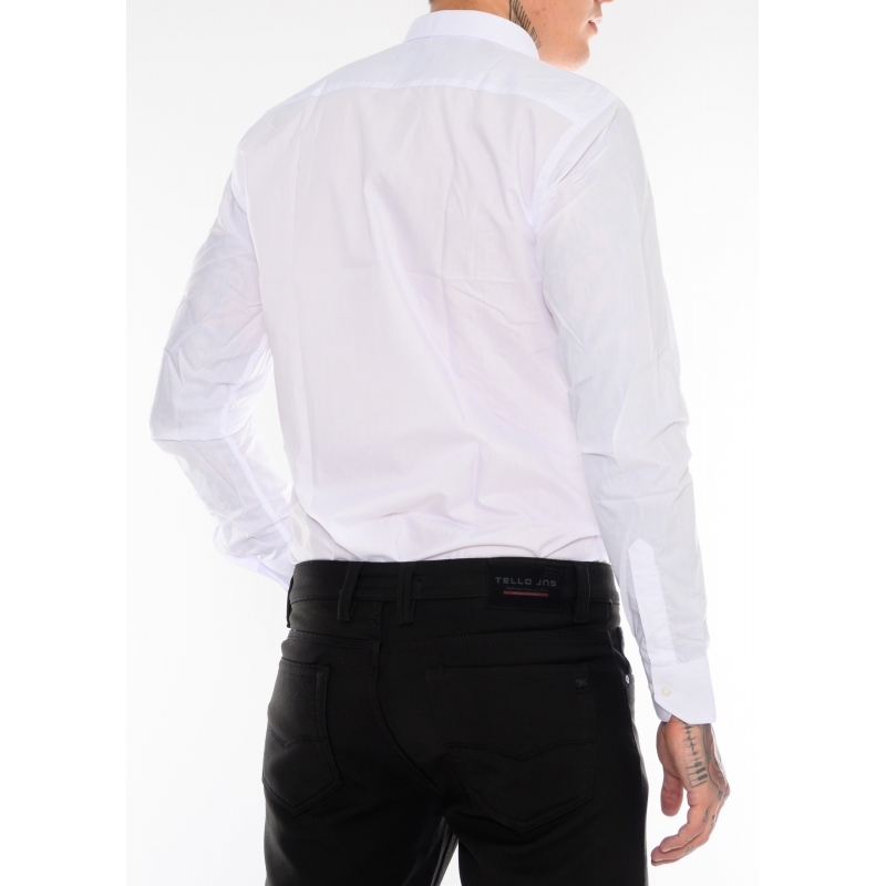 Рубашка мужская Gelix 1140082 белая