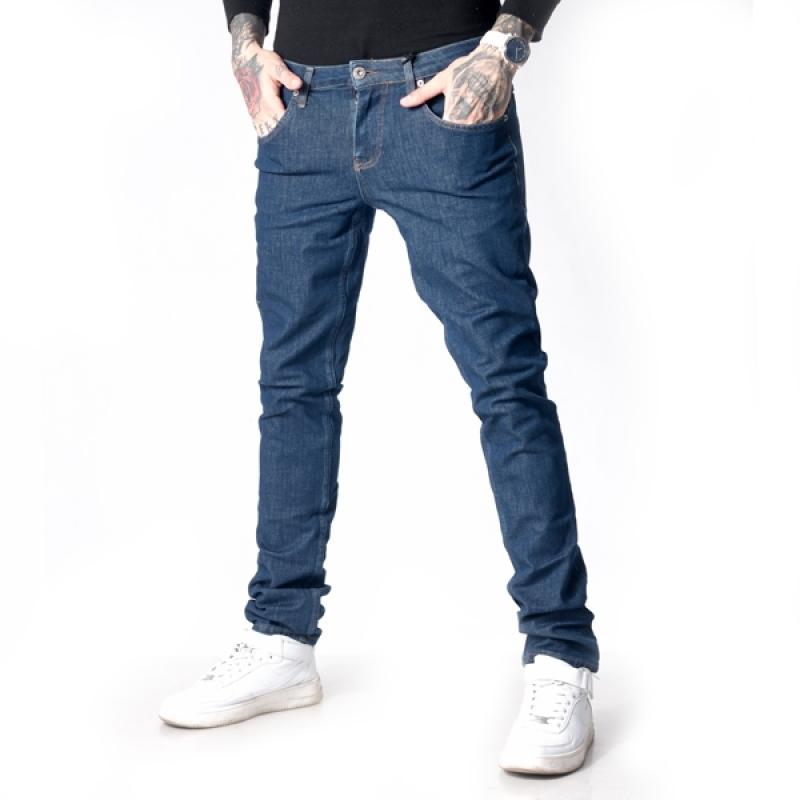 Barcelona- джинсы зауженные мужские 17-237 BAR