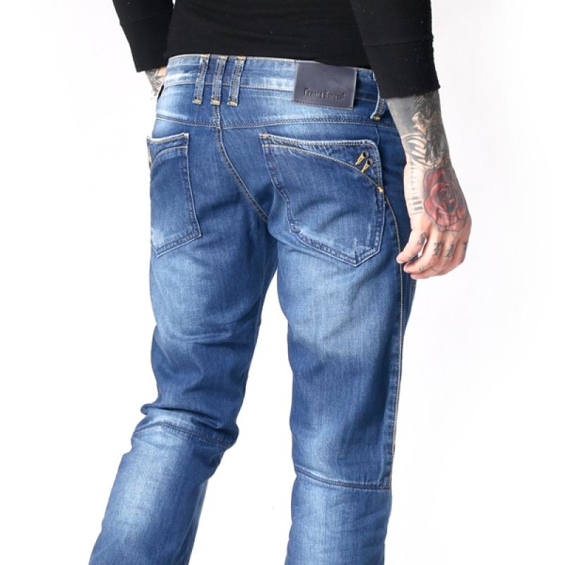 Стильные джинсы мужские весна-лето