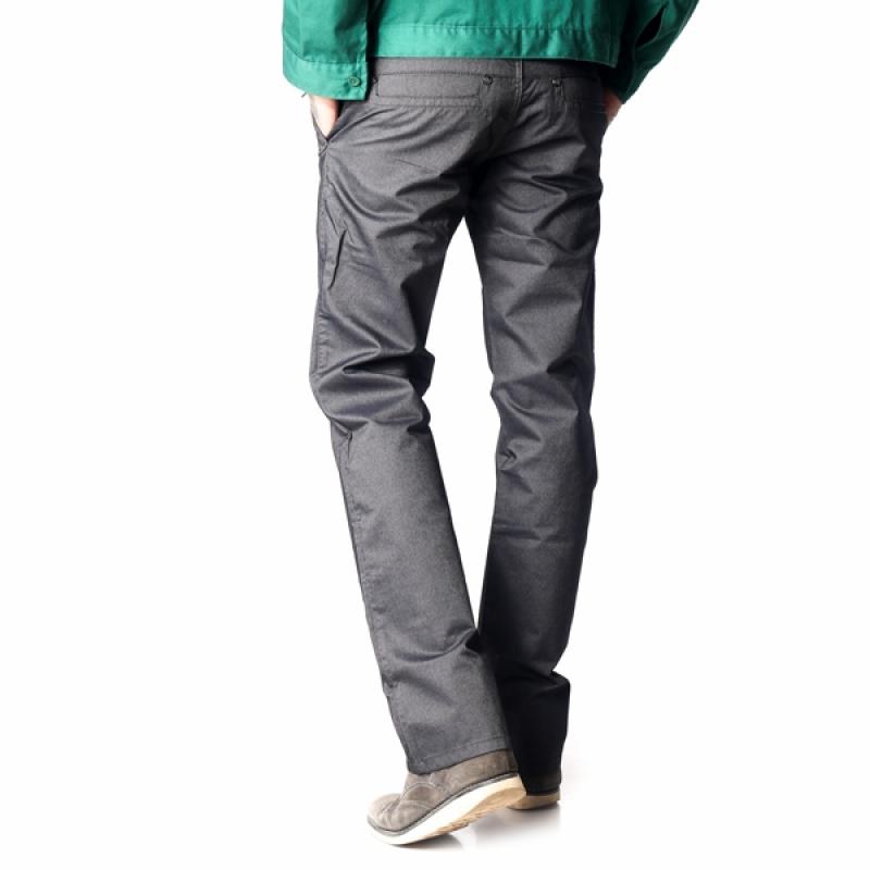 Темно-серые мужские джинсы fb 606