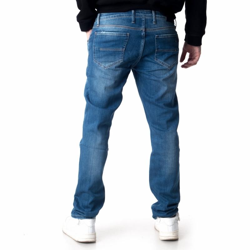 Barcelona - джинсы мужские зауженные 16-160
