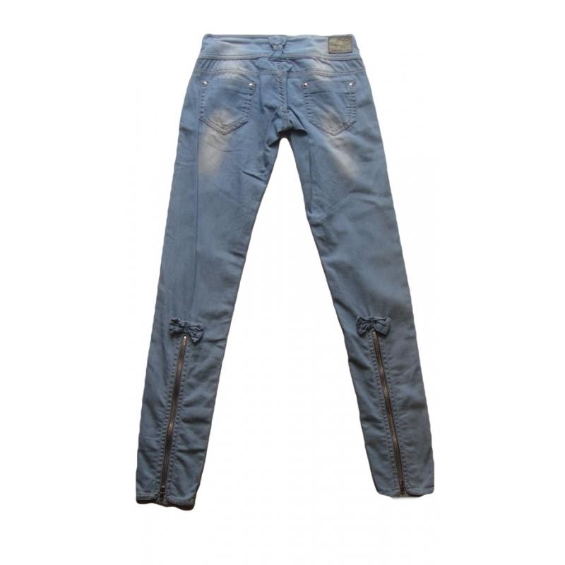 Летние джинсы женские недорого синие