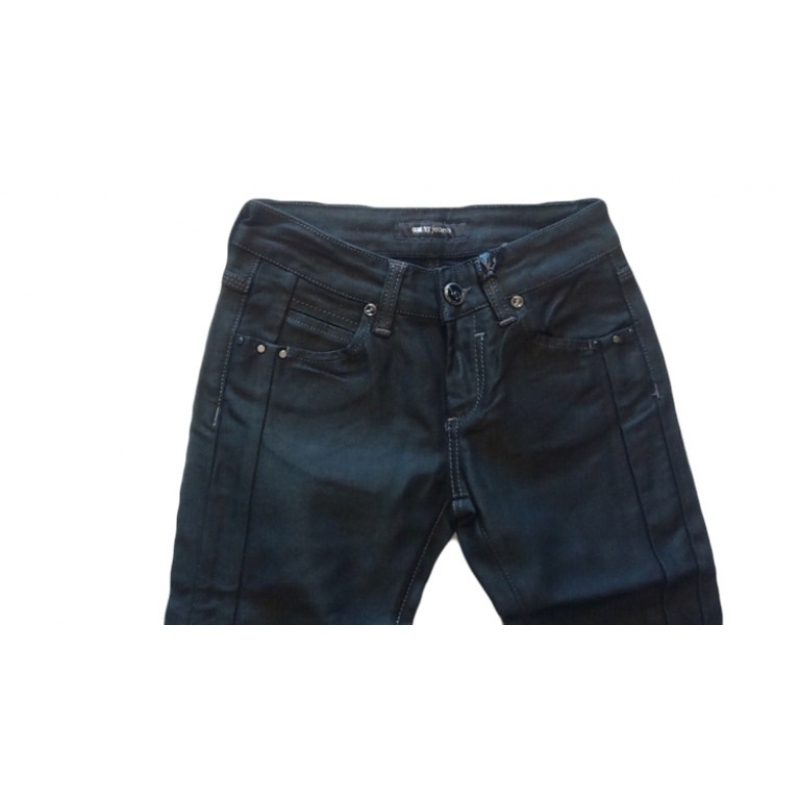 Прямые джинсы черные-распродажа