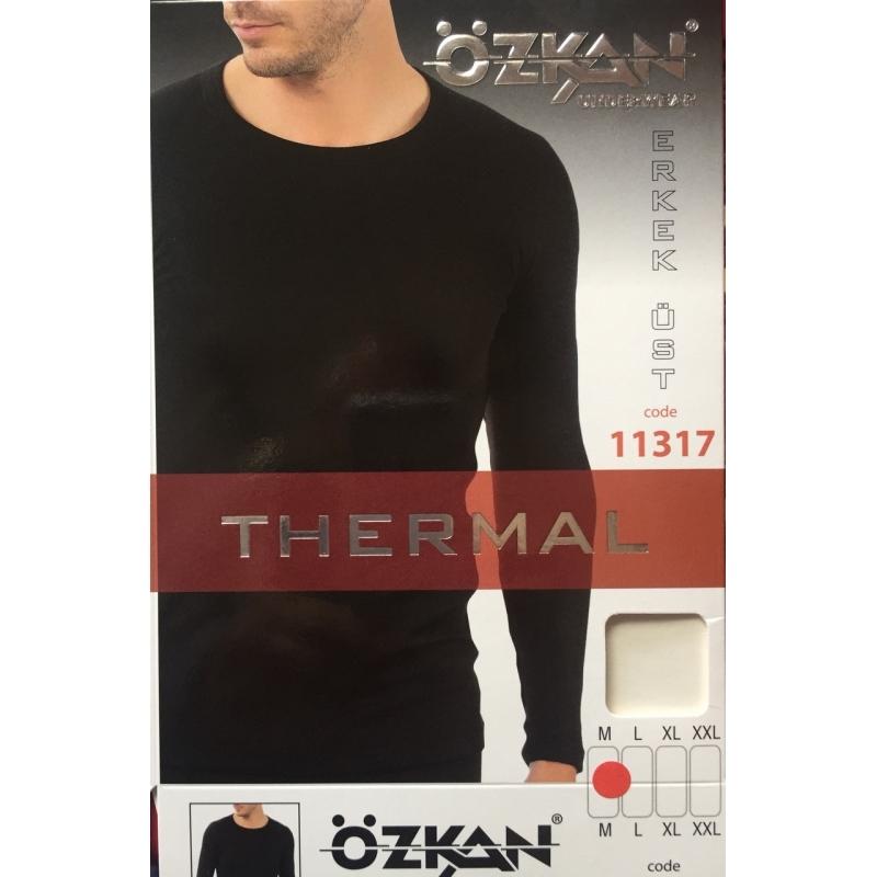 Термо кофта мужская Ozkan 11317