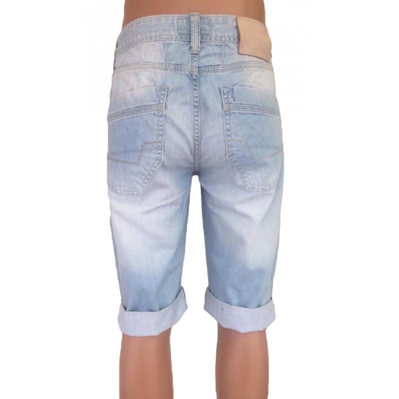Мужские шорты Franco Benussi 3477 голубые