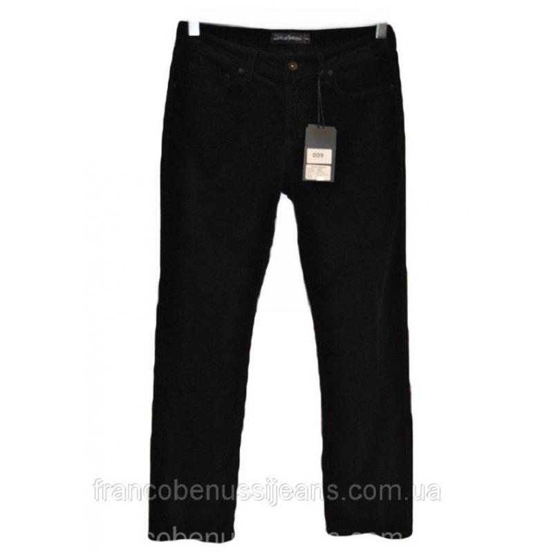 ْЧерные вельветовые джинсы 1058