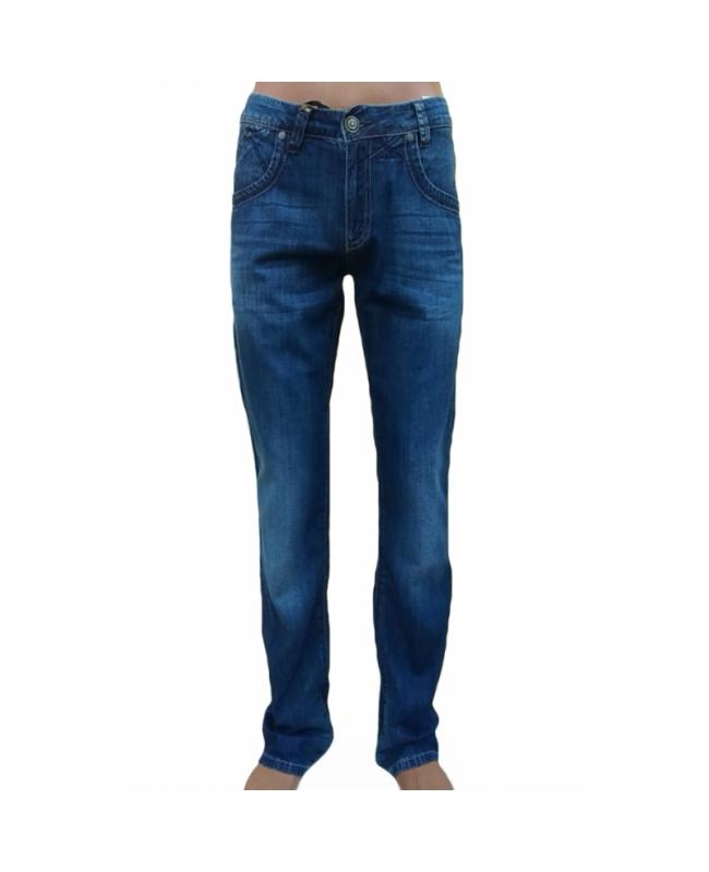 Джинсы мужские Franco Benussi 3327 синие