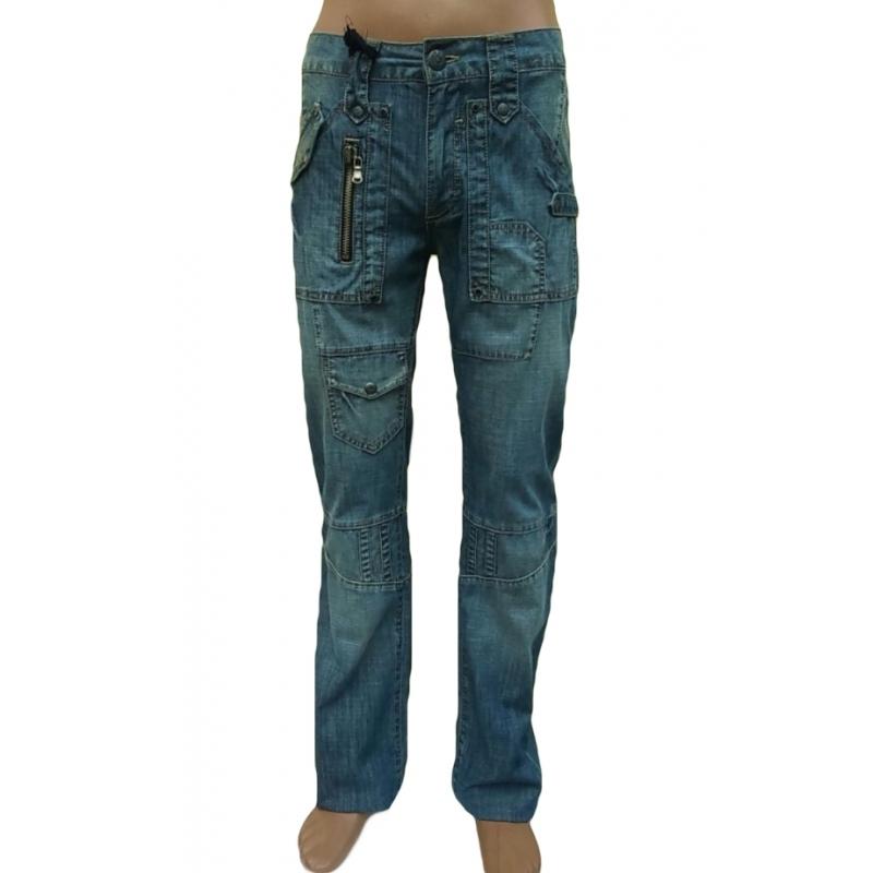 Стильные джинсы мужские недорого