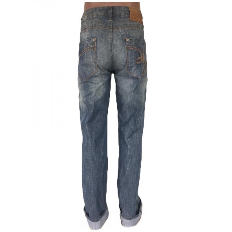 Широкие джинсы мужские fb3044